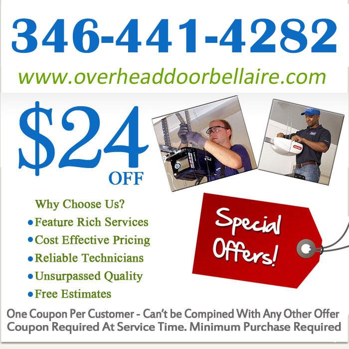 Overhead Door 24 Hour Garage Doors Service Bellaire Tx